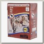 Консервы для кошек Bozita Feline Elk Tetra Pak Кусочки в желе с Лосем