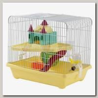 Клетка для мелких животных Triol, эмаль, 350*260*310мм