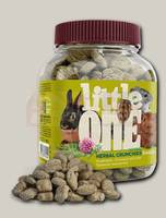 Лакомство для всех видов грызунов Little One травяные подушечки