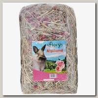 Сено для грызунов Fiory Alpiland Rose Альпийское с розой