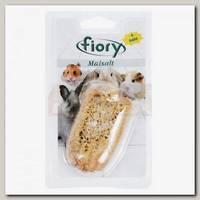 Био-камень для грызунов Fiory Maisalt с солью в форме кукурузы