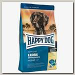 Сухой монобелковый корм для собак Happy Dog Supreme Karibik, морская рыба
