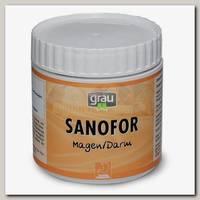 Препарат для собак Grau Sanofor лечебная грязь для лечения ЖКТ и профилактики поедания фекалий