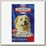 Лакомство для взрослых собак Dr. Alders Milchdrops белый шоколад