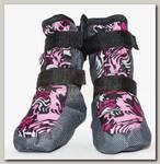 Ботинки для собак средних и крупных пород OSSO FASHION EVA на флисе
