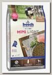 Корм для собак мелких пород Bosch Mini Adult Light