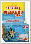 Корм для рыб Dajana Weekend Block блок, 4 шт/уп