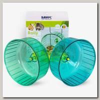 Колесо для грызунов SAVIC ROLLY JUMBO диаметр 19х9 см подвисное пластик