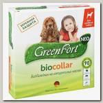 БиоОшейник для средних собак Green Fort NEO, 65 см