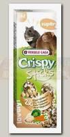 Лакомство для хомяков и крыс VERSELE-LAGA Crispy палочки с рисом и овощами