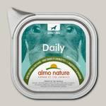 Консервы для собак Almo Nature Daily Menu паштет с индейкой (ламистер)
