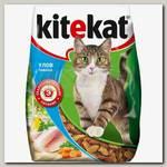 Сухой корм для кошек Kitekat, Улов рыбака