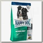 Корм для собак средних пород Happy Dog Supreme Fit&Well Medium Adult