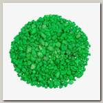Гравий для аквариума GloFish Зеленый