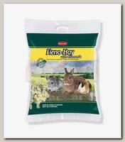 Сено для грызунов и кроликов Padovan FIENO HAY луговые травы с ромашкой