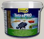 Растительный корм для всех видов рыб TetraPro Algae Crisps в чипсах