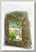 Сено для грызунов JR Farm луговое с добавлением мяты