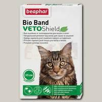 Биоошейник для кошек и котят Beaphar VETO Shield Bio Band от эктопаразитов, 35 см