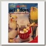 Игрушка для птиц JW, Activitoy Drum, Барабан