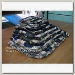 Лежак для животных Dogman Эконом овальный №9, 107*73*4 см