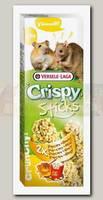 Палочки для хомяков и крыс VERSELE-LAGA Crispy с попкорном и медом