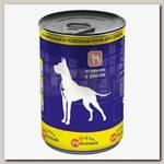 Консервы для собак VitAnimals Ягненок с рисом